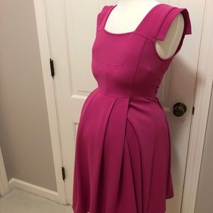 Lilac Clothing Dresses - Lilac Pink Rachel Maternity Dress
